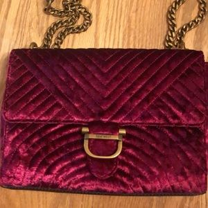 Nine West magenta Shoulder bag